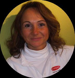 Sladjana Krickovic - zertifizierter HYPOXI Coach